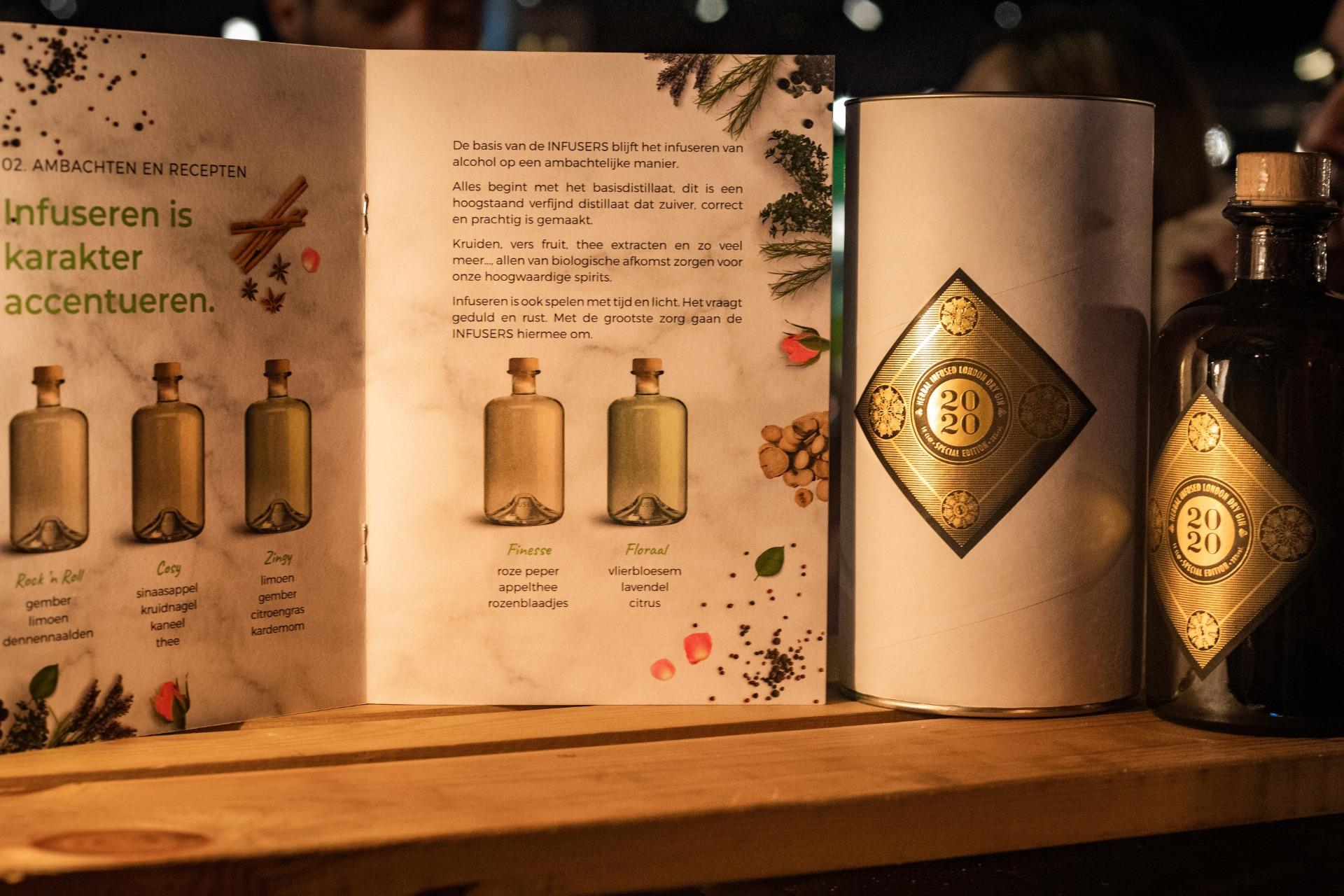2020 Special Edition Herbal Infused London Dry Gin